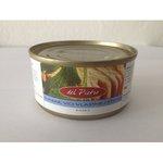 Tuniak vo vlastnej šťave 80g Del Pietro