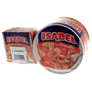 Tuniak v paradajkovej omáčke Isabel 400g + 80g zadarmo