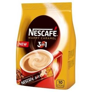 Nescafé 3in1 Caramel 10x16g/sáčok
