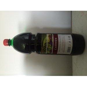 Carmen - červené víno 2l/PET