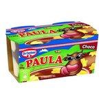 Paula - pudingový dezert s čokoládovo-vanilkovou príchuťou 2x100g