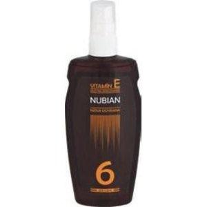 NUBIAN-olej na opaľovanie v spreji OF6 150ml