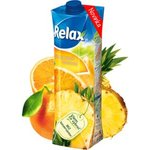 Relax nektár Pomaranč-ananas 1l