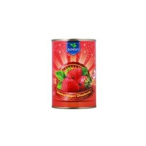 Kompót jahodový Bonitas 425 ml