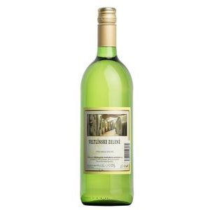 Chardonnay Víno Pezinok 0,75l