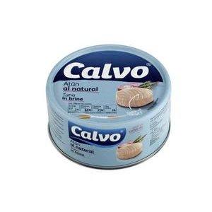 Tuniak Calvo vo vlastnej šťave 160g