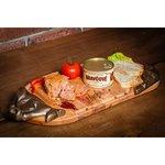Bravčové mäso na paprike Hurka 410g