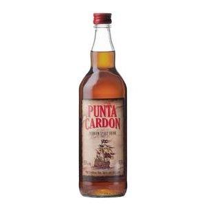 Punta Cardon liehovina s karibským rumom 35% 0,7l