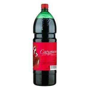 Carmen - červené suché víno 2l/PET