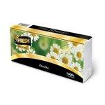 Papierové vreckovky Fresh Exclusive Kamilka100ks 3vrstvové