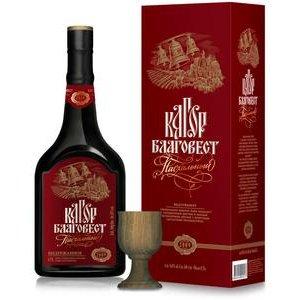 Kagor Blagovest Paskhalynyi - moldavské červené víno 0,75l