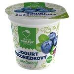"""Smotanový jogurt čučoriedkový """"FRESH"""" 145g"""