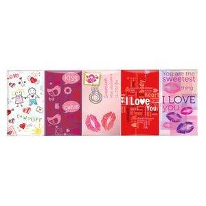 I Love You - mliecne cokoladky 5x15g