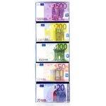 Eurobankovky - miničokolády Maîtr Truffout 5x15g