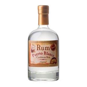 Rum Puerto Blanco Caribbean White 37,5% 0,5l
