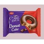 Donut Cake kakao - pečivo v mliečno-kakaovej poleve s kakaovou náplňou 50g