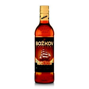 Božkov Original rumová liehovina 37,5% 0,5l