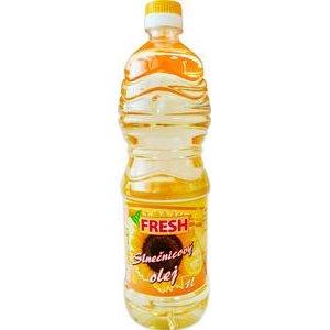 Fresh slnecnicovy olej 1l