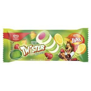 Twister green 80g