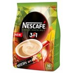 Nescafé 3in1 Choco Hazelnut (čokoláda+oriešok) 10x16g/sáčok