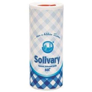 Soľ jedlá varená jódovaná Solivary Prešov 200g