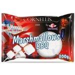 Marshmallows Cornellis BBQ - penové cukríky na barbeque (na grilovanie) 300g