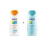 ASTRID - mlieko na opalovanie s OF 20 200ml