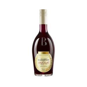 Cabernet Sauvignon Bostavan Gold - moldavské červené polosladké víno 0,75l