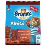 Opavia Brumík ÁBéCé Kakakový - celozrnné sušienky s kúskami čokolády 25g