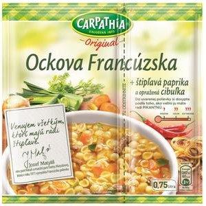 Polievka Carpathia Francuzska 45g