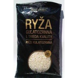 Ryža guľatá Golden Royal 1kg - vrecko