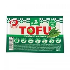 Tofu medvedí cesnak Lunter 180g