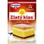Zlatý klas Premium s prírodnou vanilkou Dr.Oetker 40g
