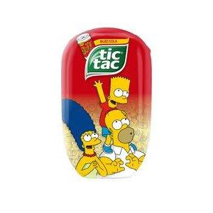 Tic Tac 200 Simpsons - dražé 98g