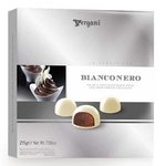 Dezert VerganiI Bianconero čok. pralinky v bielej čokoláde 215g