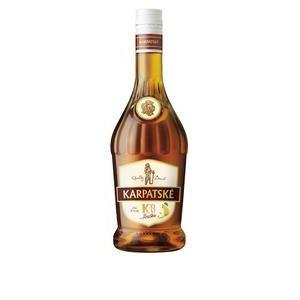 Karpatské KB Hruška - Vinný destilát rezaný liehom s príchuťou 36% 0,7l