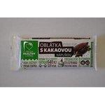 Oblátka Fresh Haelthy Living s kakaovou náplňou 25g