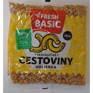 Kolienka malé-bezvaječ.cestoviny s 30% celozrnnej pšeničnej múky Fresh Basic 400g