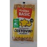 Fliačky-bezvaječné cestoviny s 30% celozrnnej pšeničnej múky Fresh Basic 400g