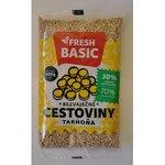 Tarhoňa-bezvaječné cestoviny s 30% celozrnnej pšeničnej múky Fresh Basic 400g