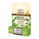 Balzam na pery Green Pharmacy - Aloe a Limetka 3,6g