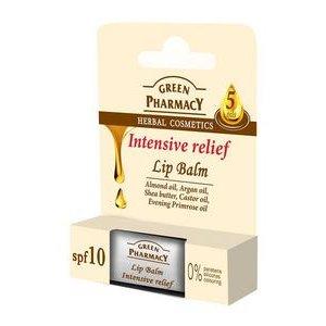 Balzam na pery Green Pharmacy - 5 druhov olejov 3,6g
