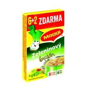 Bujón Maggi Zeleninový 3l/60g - 6+2zadarmo