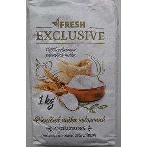 Múka pšeničná celozrnná Špeciál-stredná Fresh Exclusive 1kg