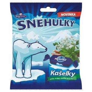 Figaro Snehulky Kaselky - Mentolovo anyzove karamely 90 g