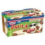 Paula - pudingový dezert s čokoládovo-orieškovou príchuťou 2x100g