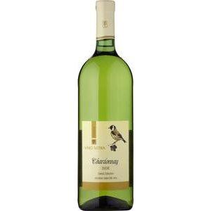 Chardonnay - biele, suché víno Víno Nitra Classic 1l