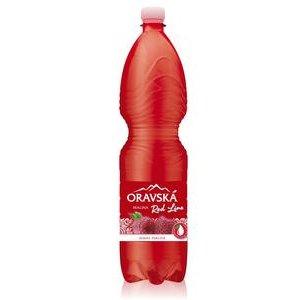 Oravska Red Malina - jemne perlivy nealkoholicky napoj 1,5l