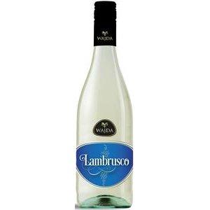 Lambrusco Wajda - Biele perlivé víno polosladké 0,75 l