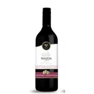 Modrý Portugal Wajda - červené víno suché 1 l